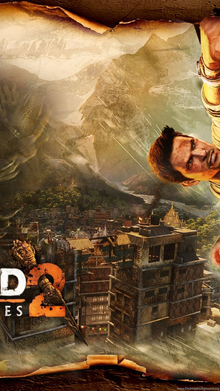 Download Wallpapers 3840x2160 Uncharted 2 Among Thieves City