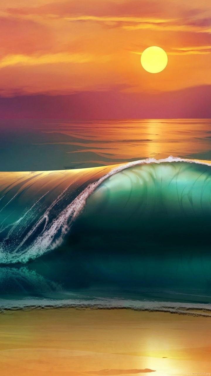 Waves 4K Ultra HD HD Backgrounds - HD Wallpapers, Ultra HD ...