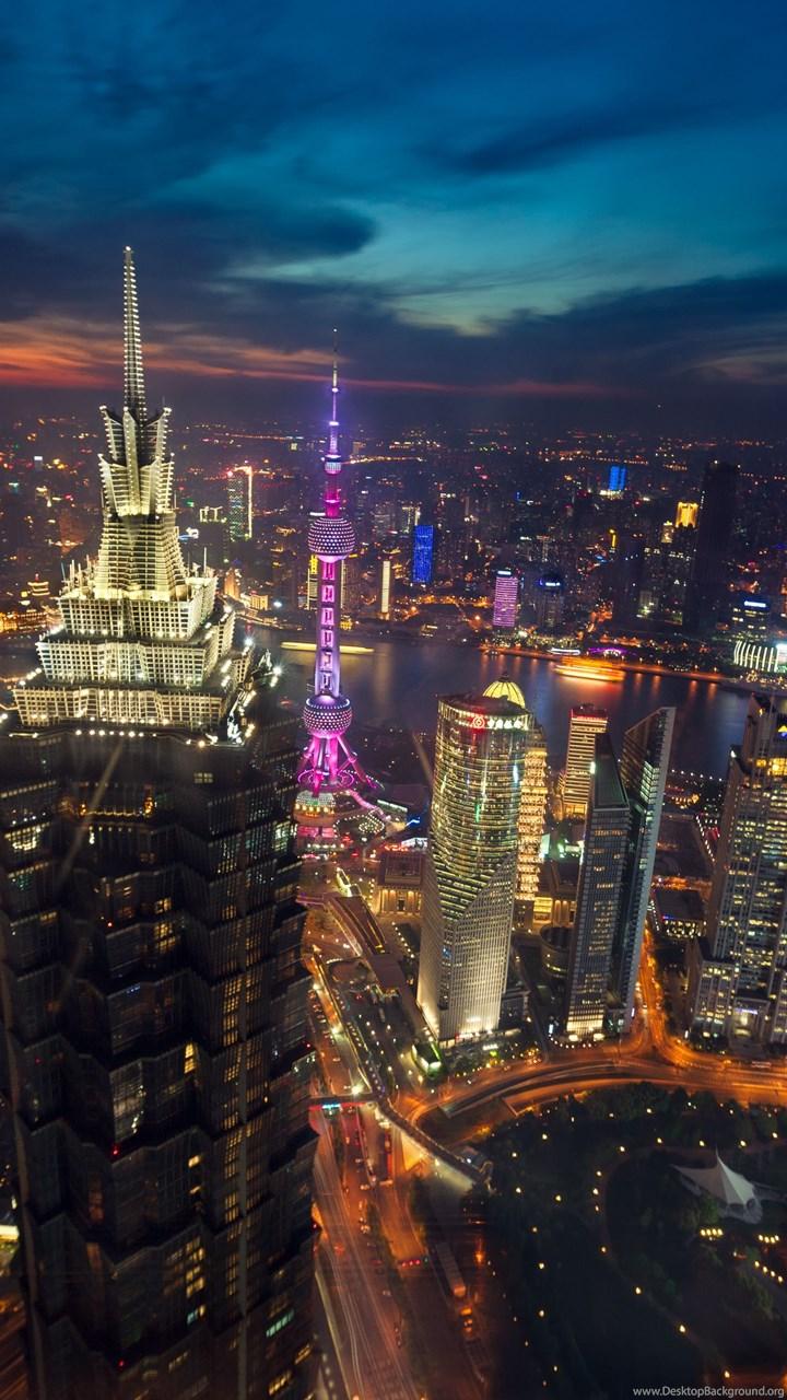 64 Shanghai Hd Wallpapers Desktop Background