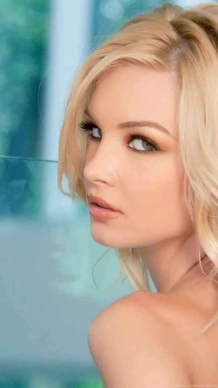 Hot Sexy Blonde Girl Wallpapers Desktop Background