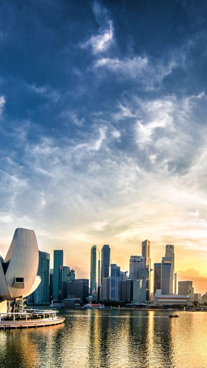 79 Singapore Hd Wallpapers Desktop Background