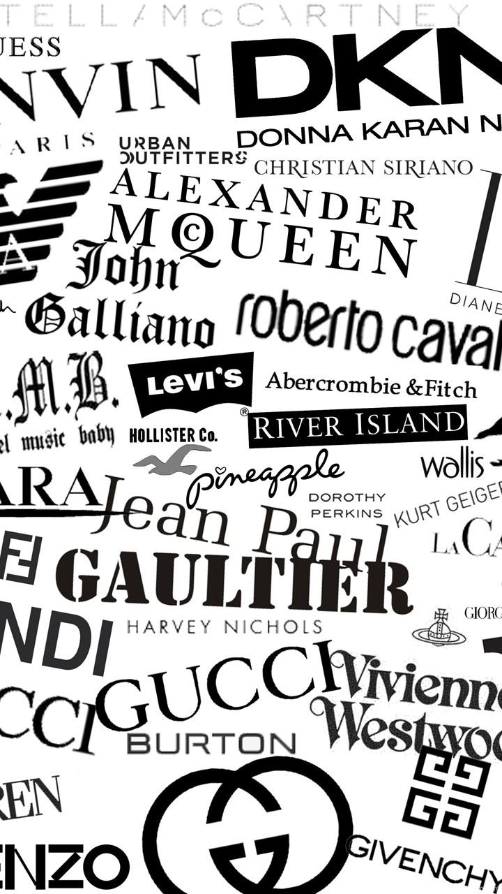 Top Brand Name Clothing Logos Images For Pinterest Desktop