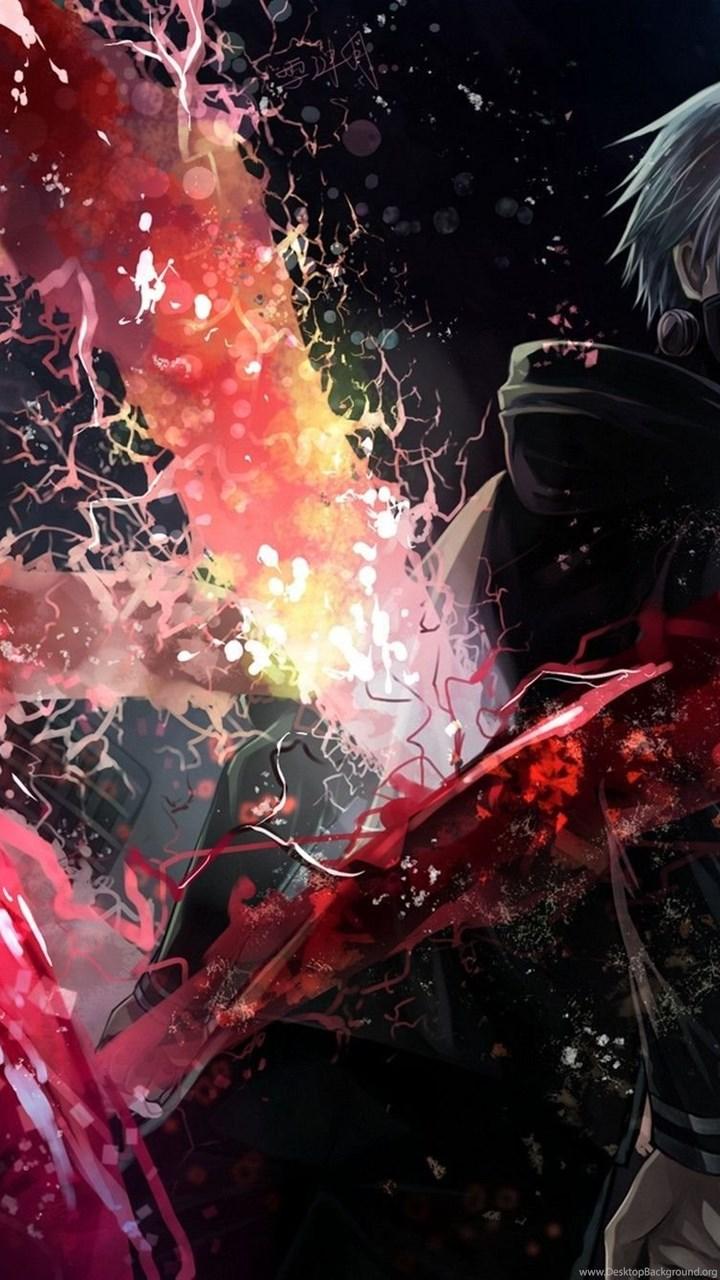 Tokyo Ghoul Ken Kaneki Hd Anime Wallpapers Desktop Background