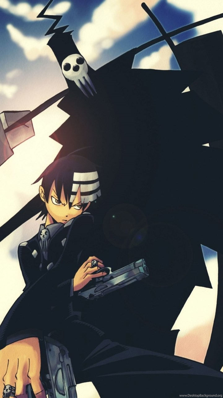 Download Wallpapers 3840x2400 Soul Eater Death The Kid Anime Man