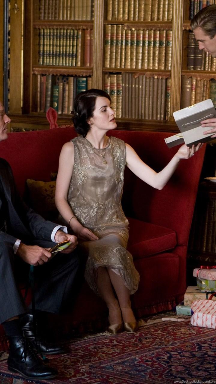 DOWNTON ABBEY British Period Drama Television Christmas D