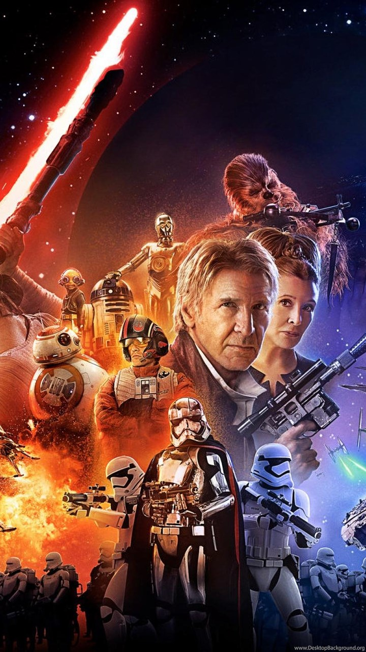 142 Star Wars Episode Vii The Force Awakens Hd Wallpapers