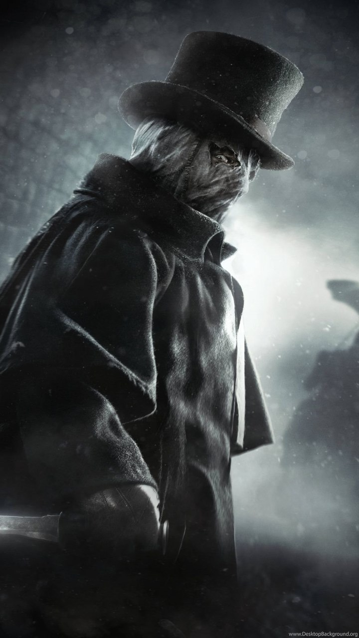 Jack The Ripper Assassin S Creed Syndicate Hd Wallpapers Ihd