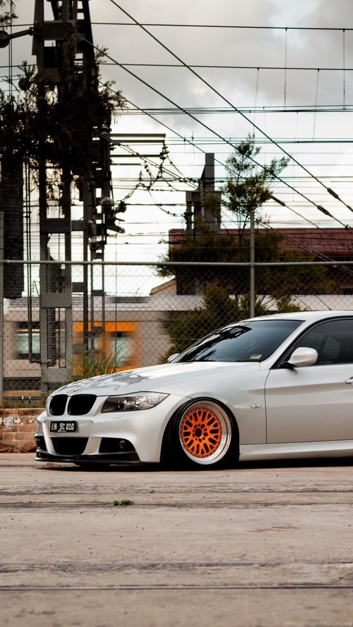 Bmw 320d E90 Android
