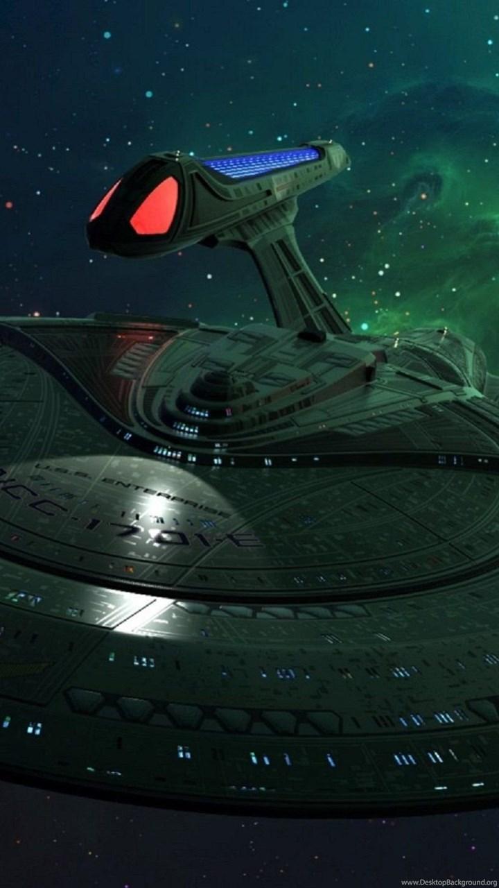 Star Trek Enterprise E Wallpapers Desktop Background