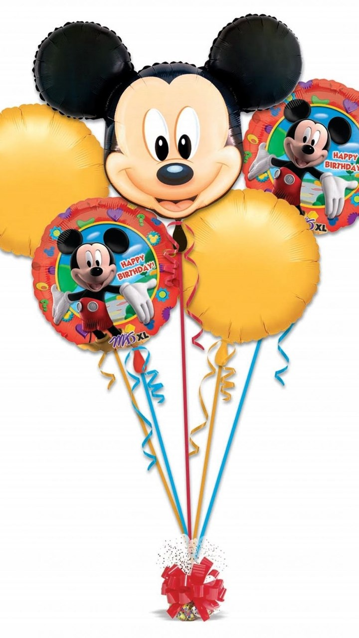mickey mouse clubhouse birthday wallpapers desktop background