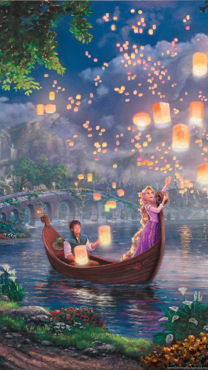 Thomas Kinkade Disney Wallpapers Wallpapers Cave Desktop ...