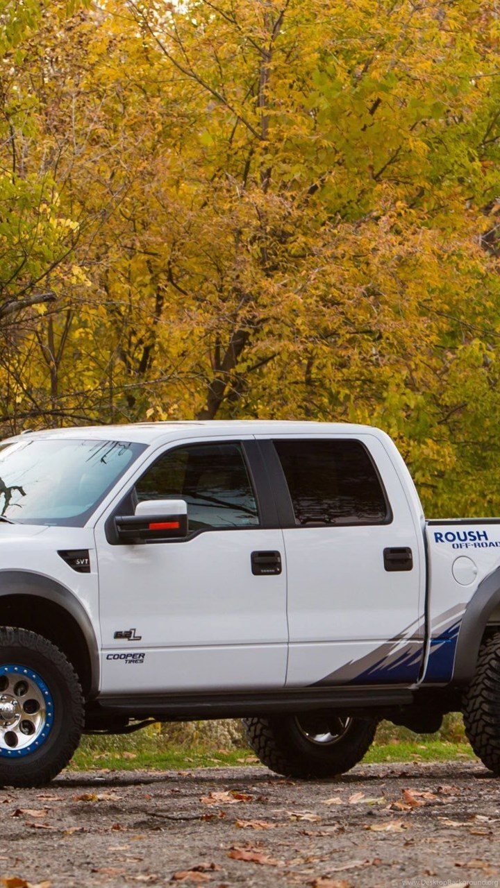 2012 ROUSH Performance Ford Raptor Phase 2 Offroad 4x4 Tuning U