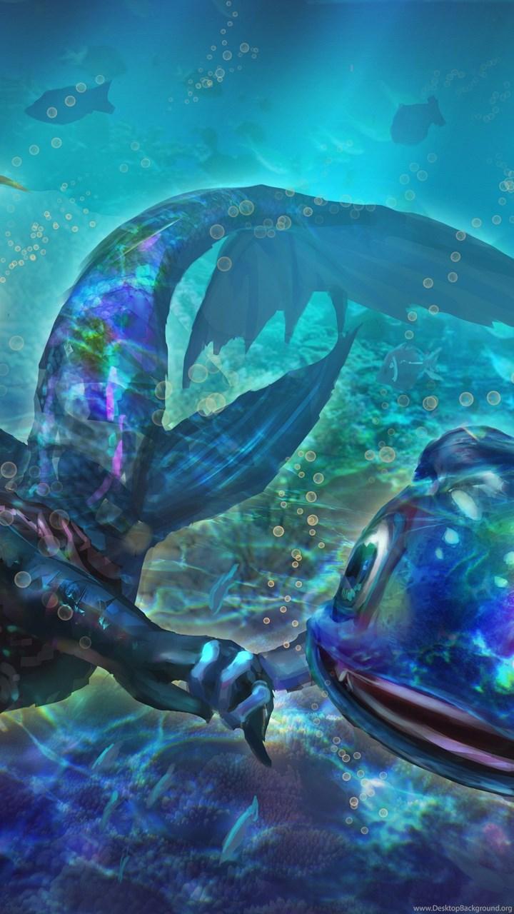 Nami Fizz Fan Art League Of Legends Wallpapers Desktop Background