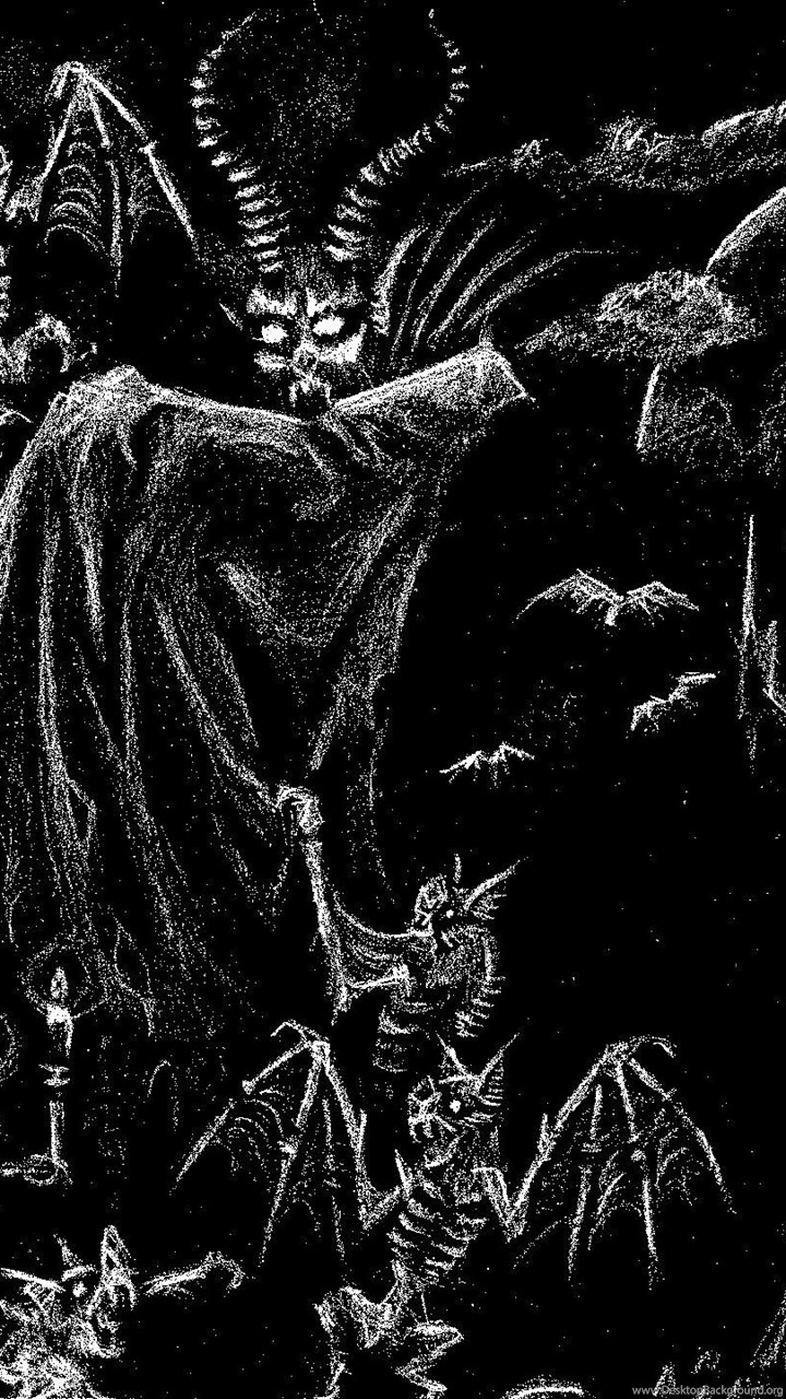 Satanic Warmaster Black Metal Heavy Dark Wallpapers Desktop Background