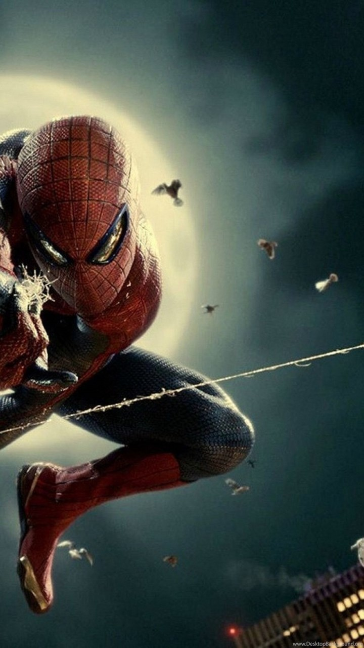 Download Wallpapers 3840x2160 The Amazing Spider Man