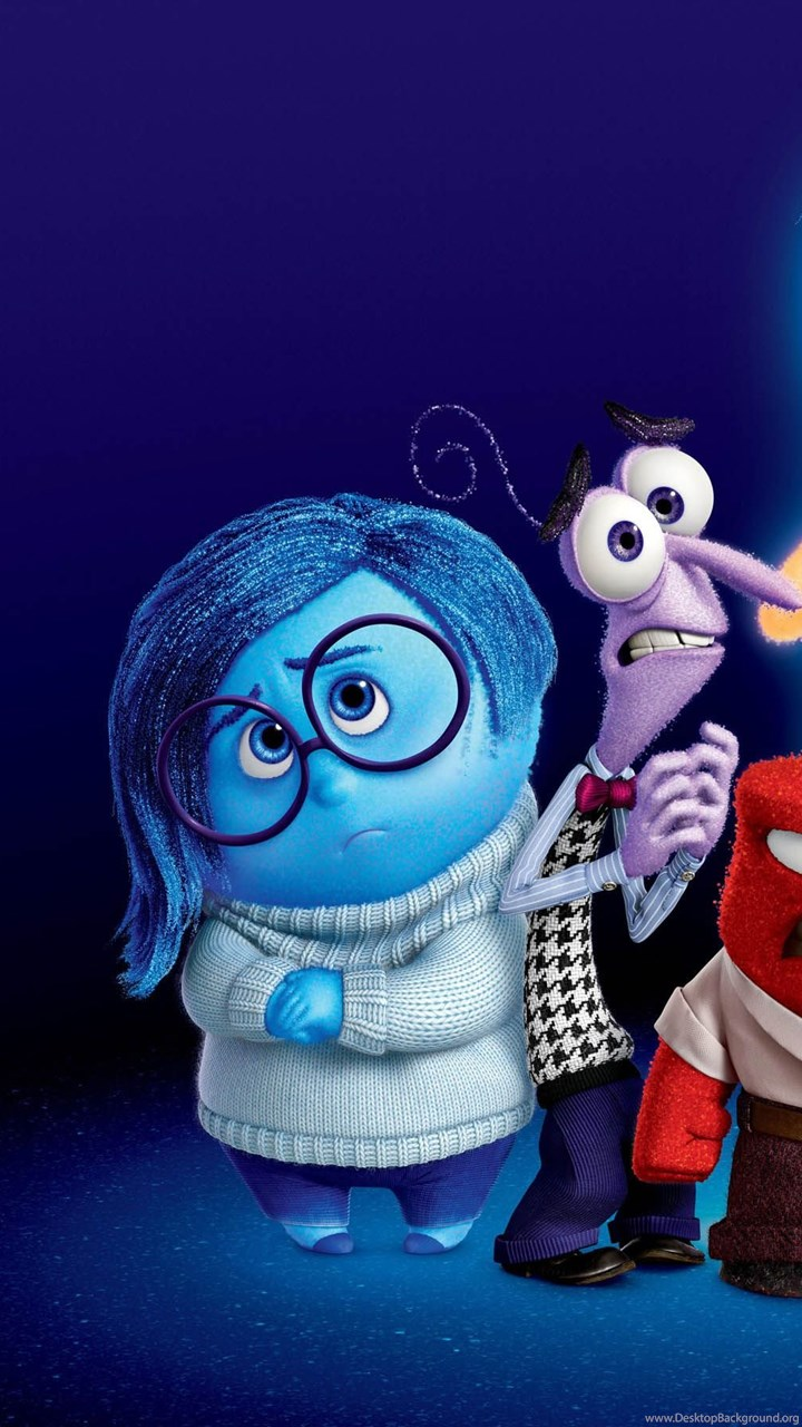 Disney Pixar Inside Out Characters 2880x1800 Wallpapers ...