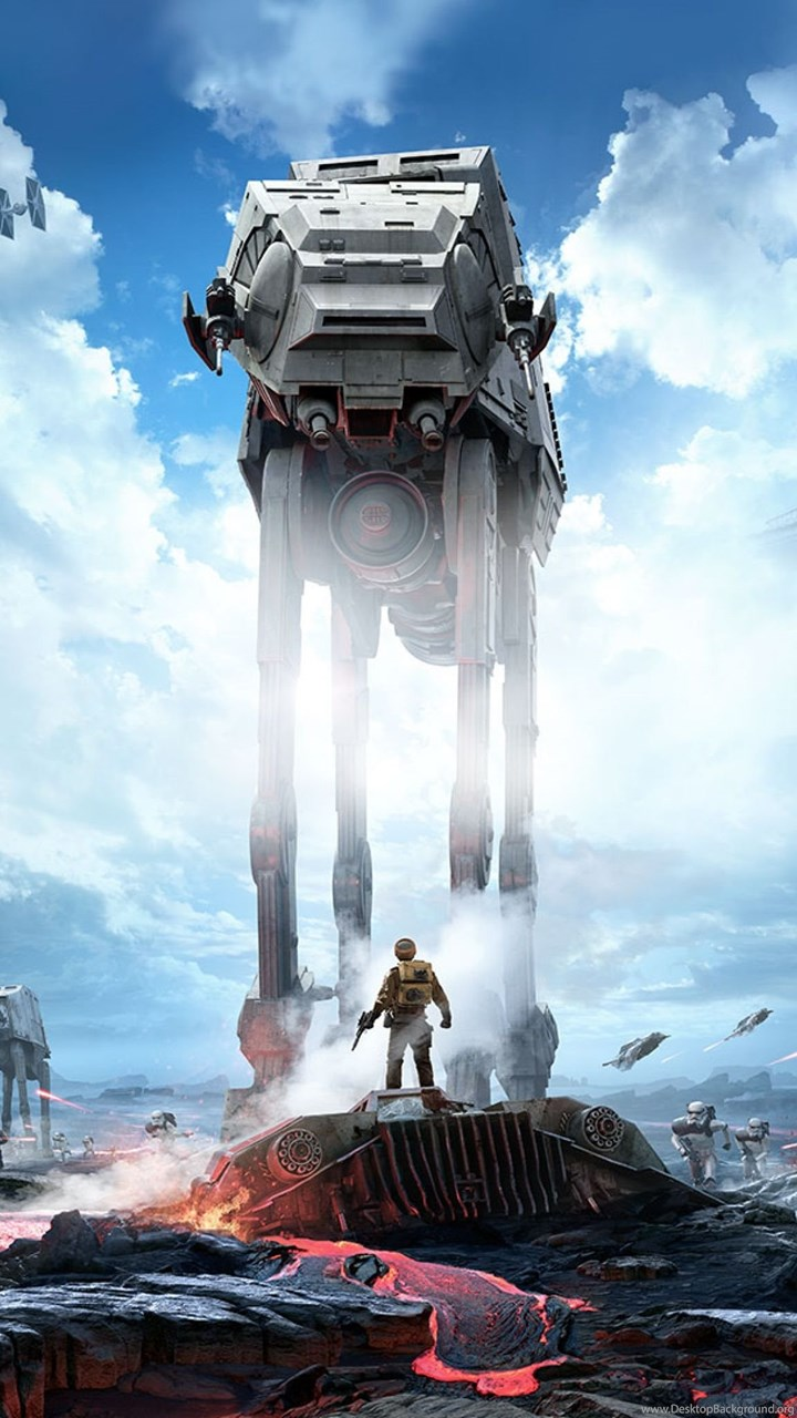 Star Wars Battlefront No Logo Ipad 3 4 Air Wallpapers Desktop
