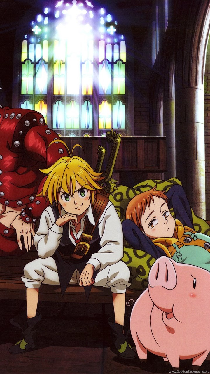 Nanatsu No Taizai Seven Deadly Sins Wallpapers Hd By Corphish2