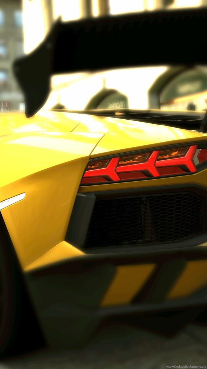 Lamborghini Aventador Yellow Wallpapers Hd 1920x1080 Image Desktop