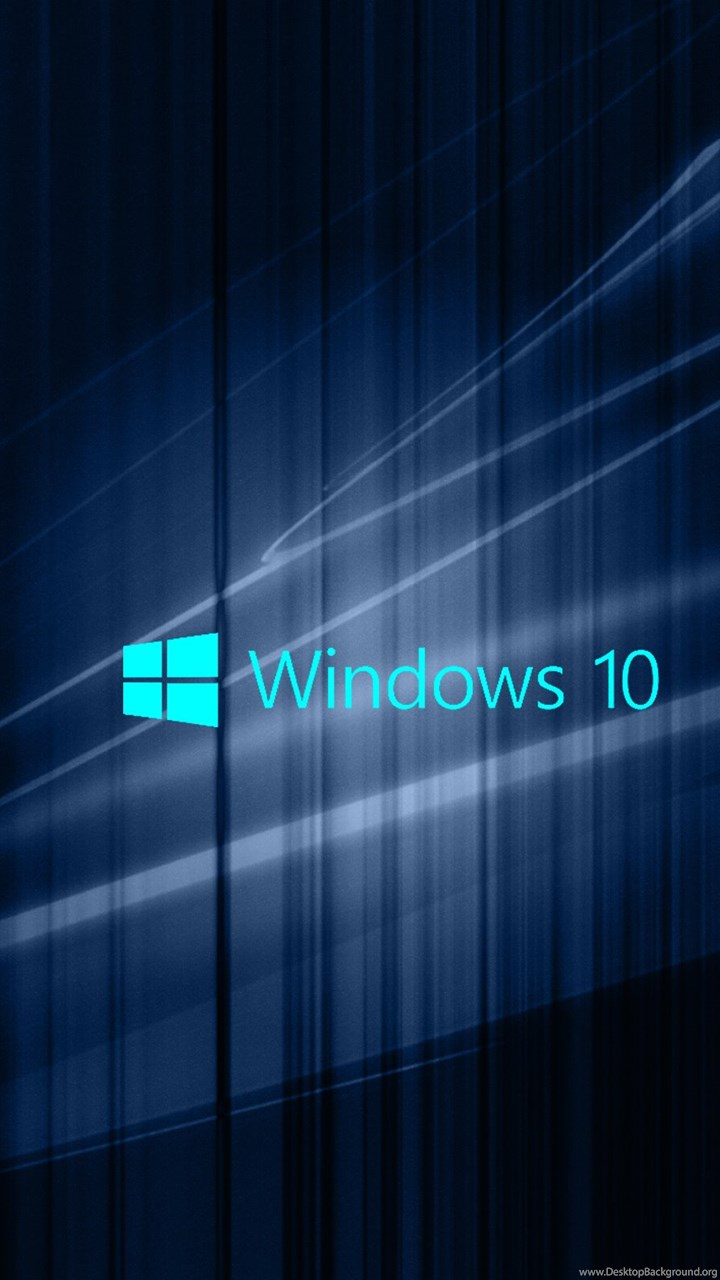 Windows 10 Wallpapers In Abstract Green Waves Desktop Background