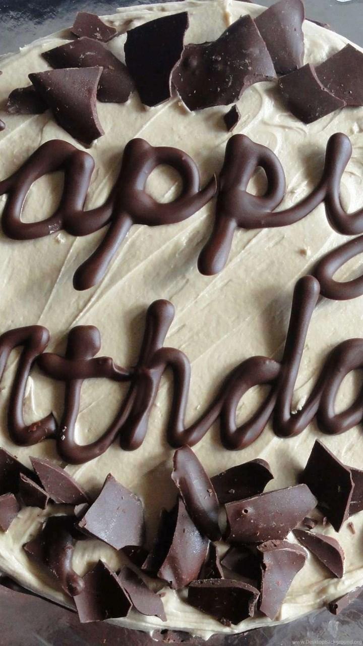 Happy Birthday Cake For Facebook Wallpapers Desktop Background
