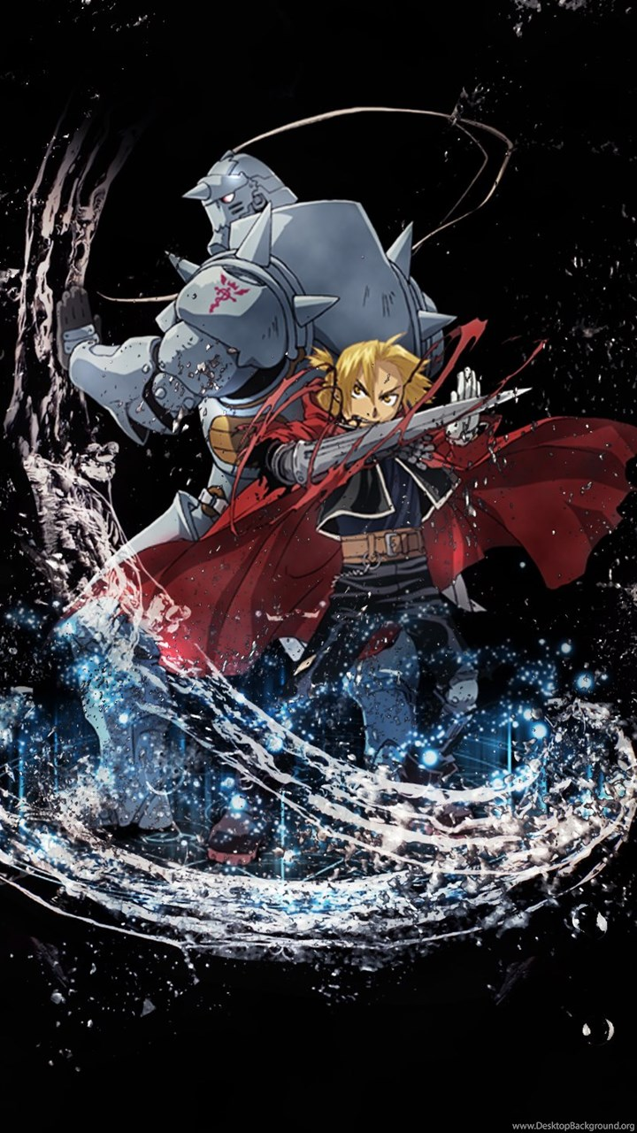 Fullmetal Alchemist Brotherhood Wallpaper Phone - Anime Wallpaper HD