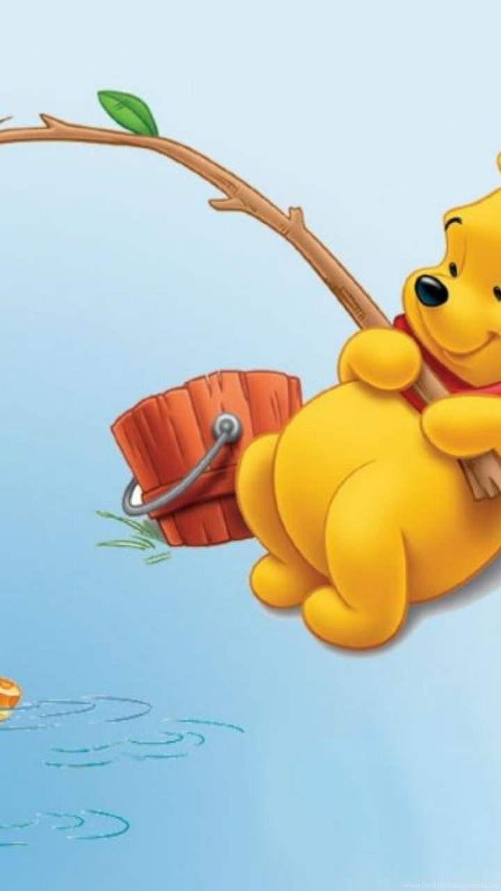 Winnie The Pooh Disney Full Hd Wallpapers Image For Phone