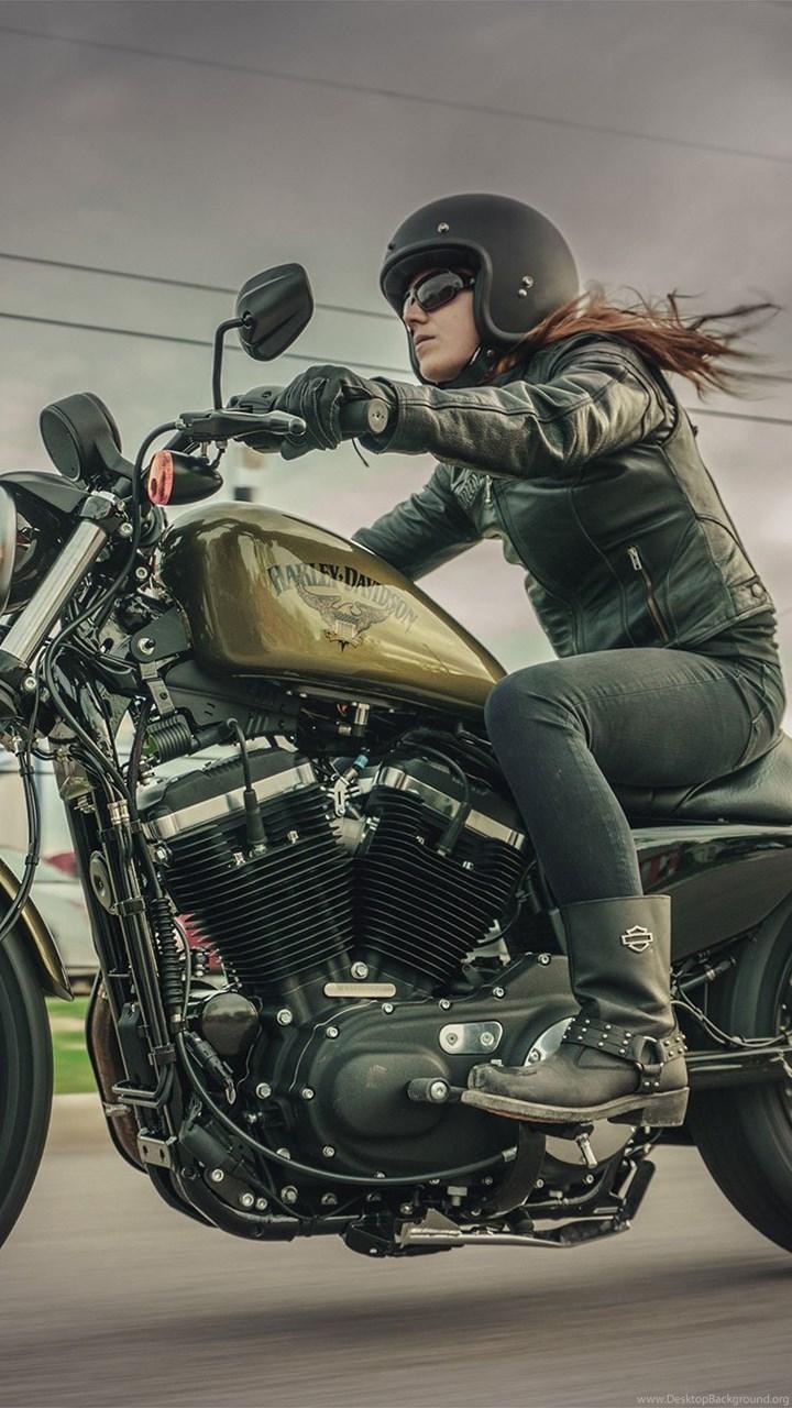 2016 Harley Davidson Iron 883 Motorbike Bike Motorcycle Wallpapers