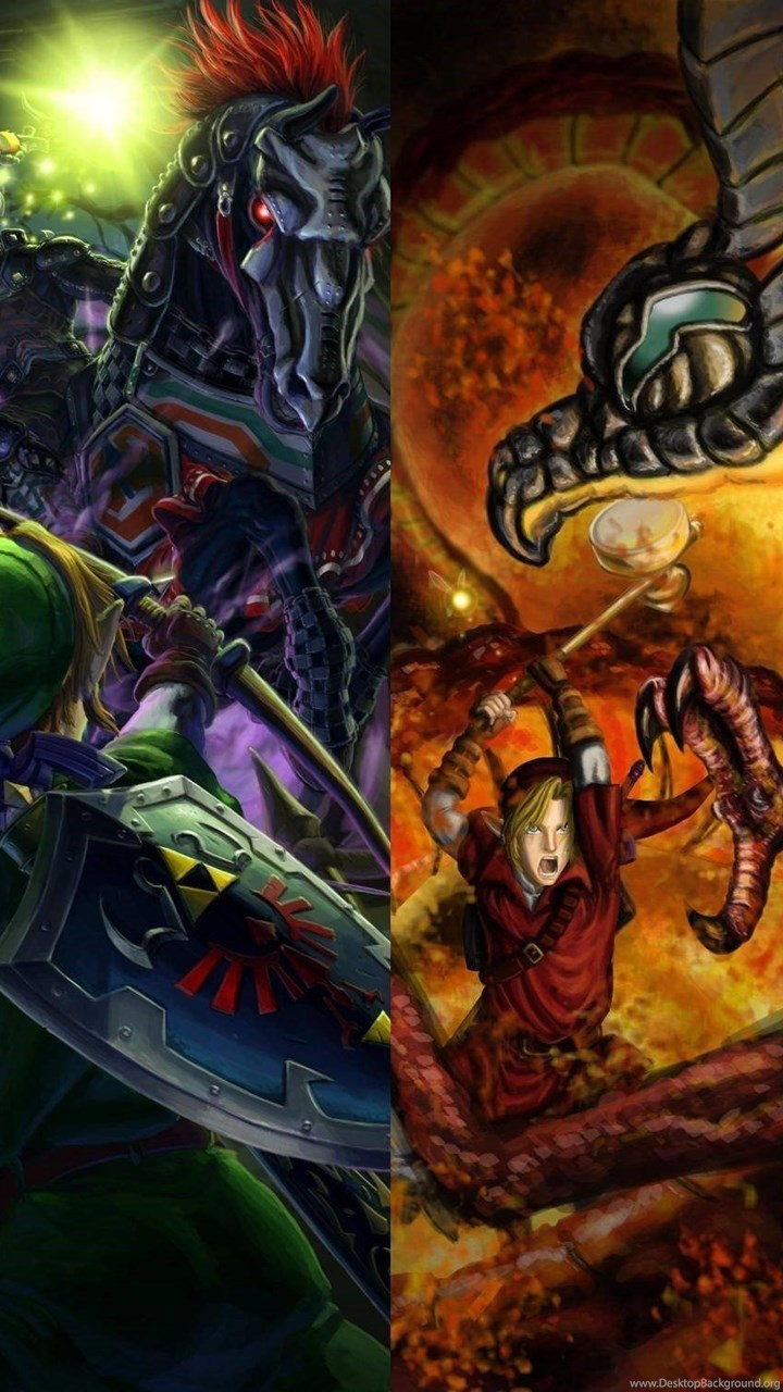 the legend of zelda ocarina of time wallpapers hd wallpapers