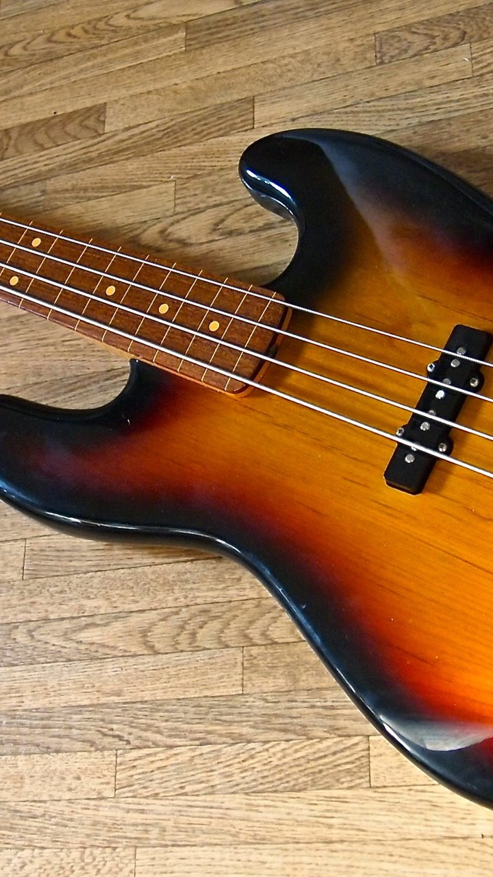 File:Fender Jaco Pastorius Jazz Bass FL 3color Sunburst ... Desktop ...