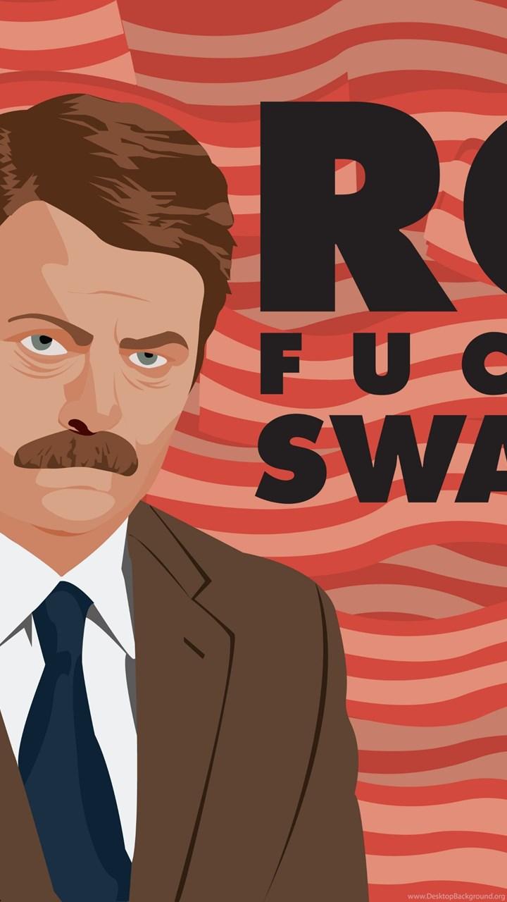 Ron Swanson Wallpapers Album On Imgur Desktop Background