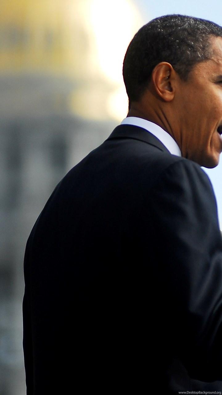 Obama Speech HD Wallpapers Desktop Background