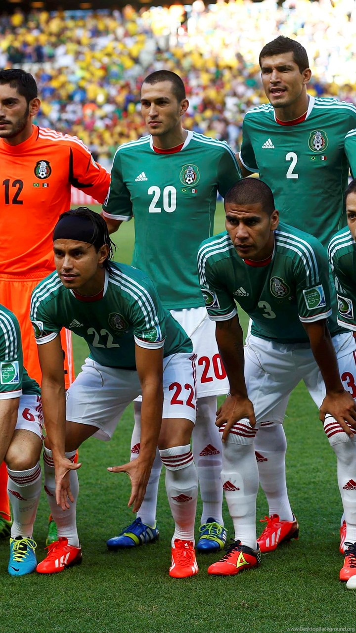 Wallpapers Mexico National Soccer Team 2 3500x2392 Desktop Background