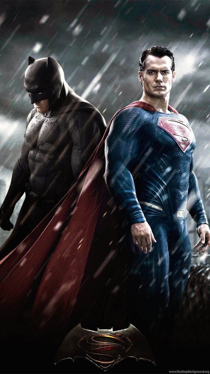 Phone Batman Vs Superman Wallpapers Desktop Background