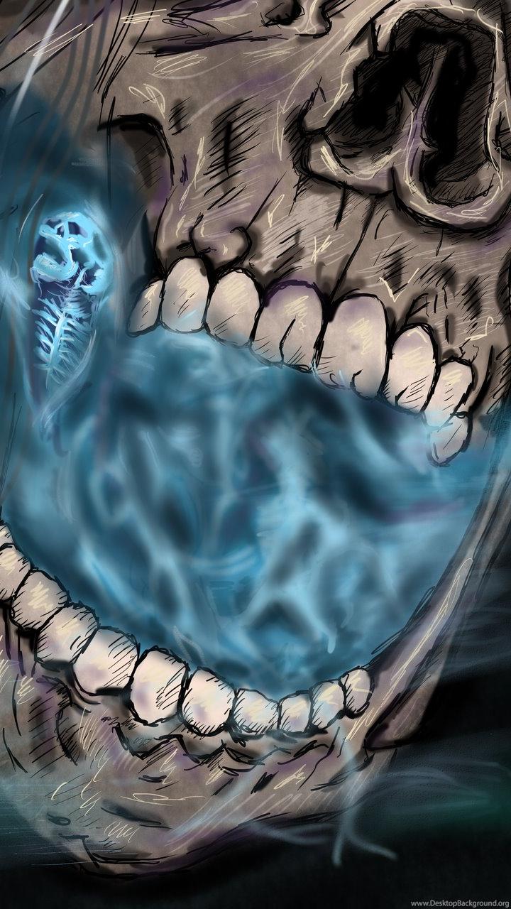 Avenged sevenfold nightmare skull wallpapers coc desktop background fullscreen voltagebd Images