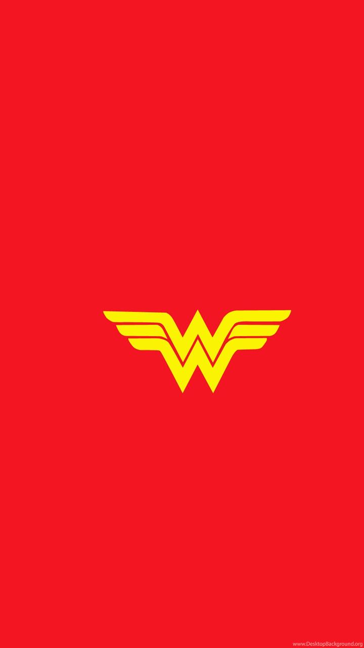 Wallpapers Wonder Woman Great Minimalist Desktop Digital Bus Stop