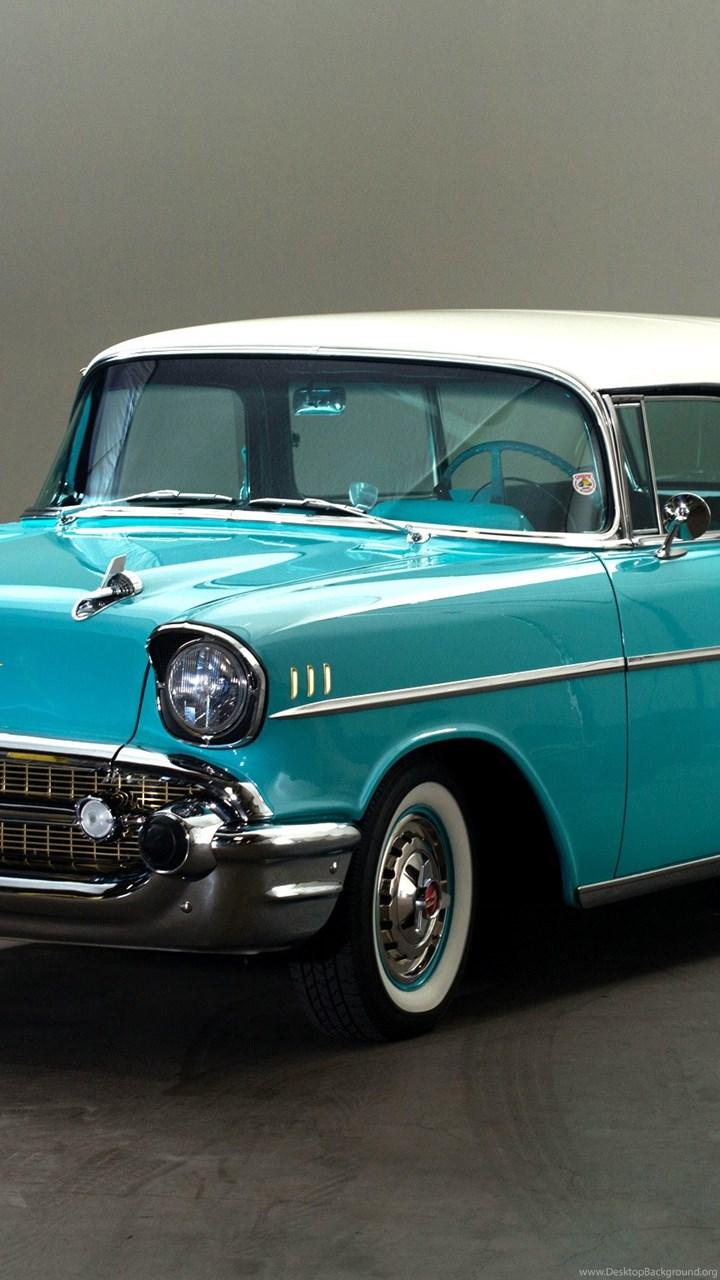1957 Chevrolet Bel Air Nomad Retro Stationwagon H Wallpapers Chevy Station Wagon Fullscreen