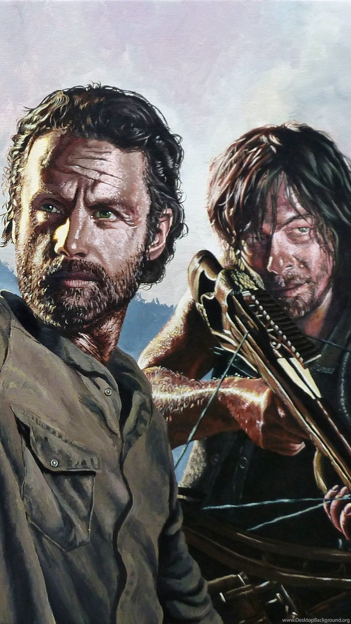 The Walking Dead Wallpapers Hd Backgrounds Download Mobile Iphone