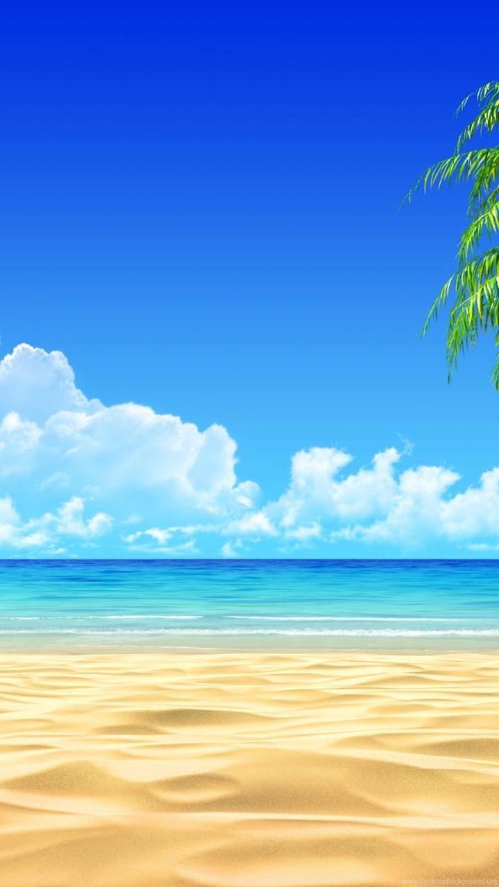 Download Relaxing Beach Wallpapers HD Desktop Background