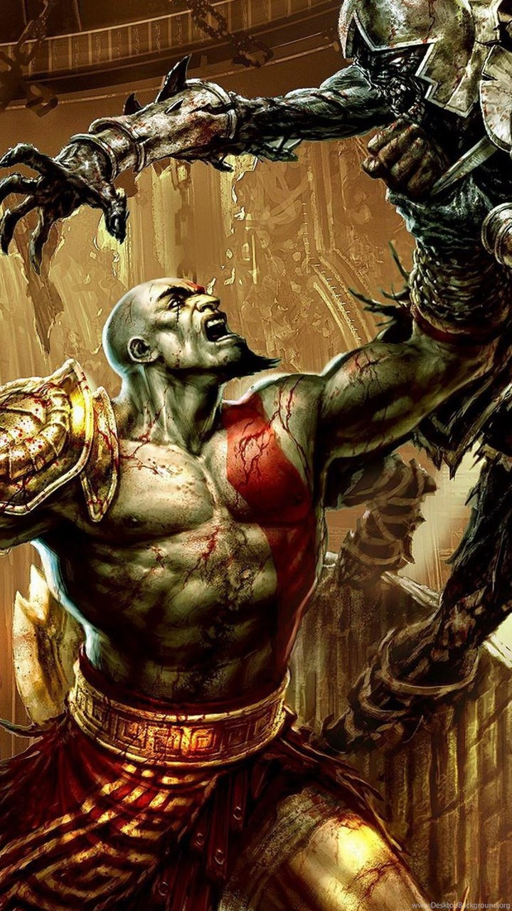 4k ultra hd god of war wallpapers hd desktop backgrounds - 4k wallpaper of god ...