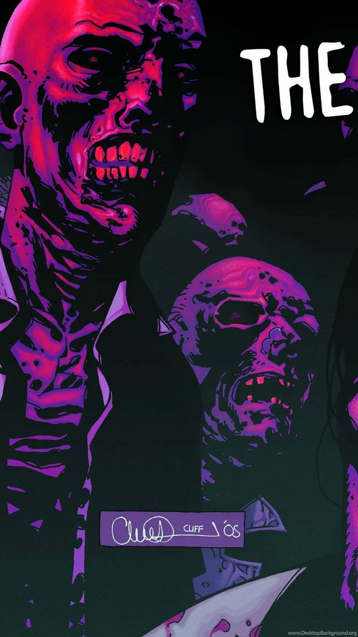 Walking dead image comics he wallpapers desktop background android hd 720x1280 540x960 360x640 voltagebd Choice Image