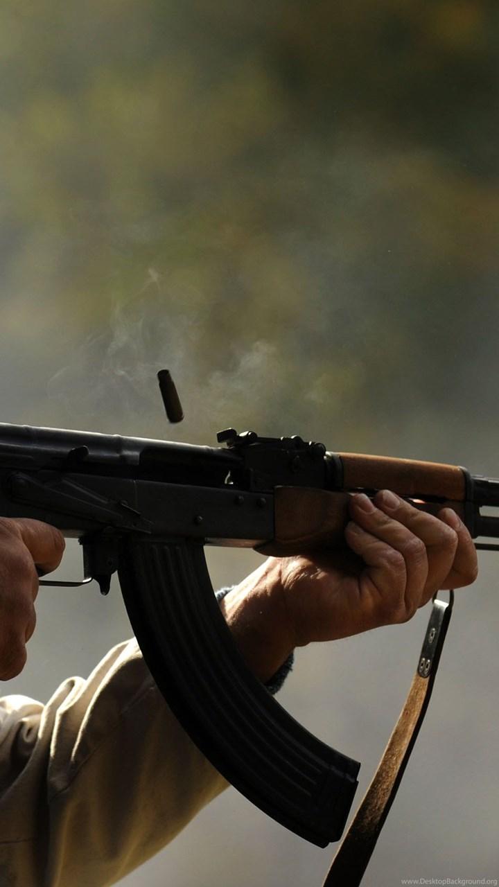 AK 47 Wallpapers Desktop Background