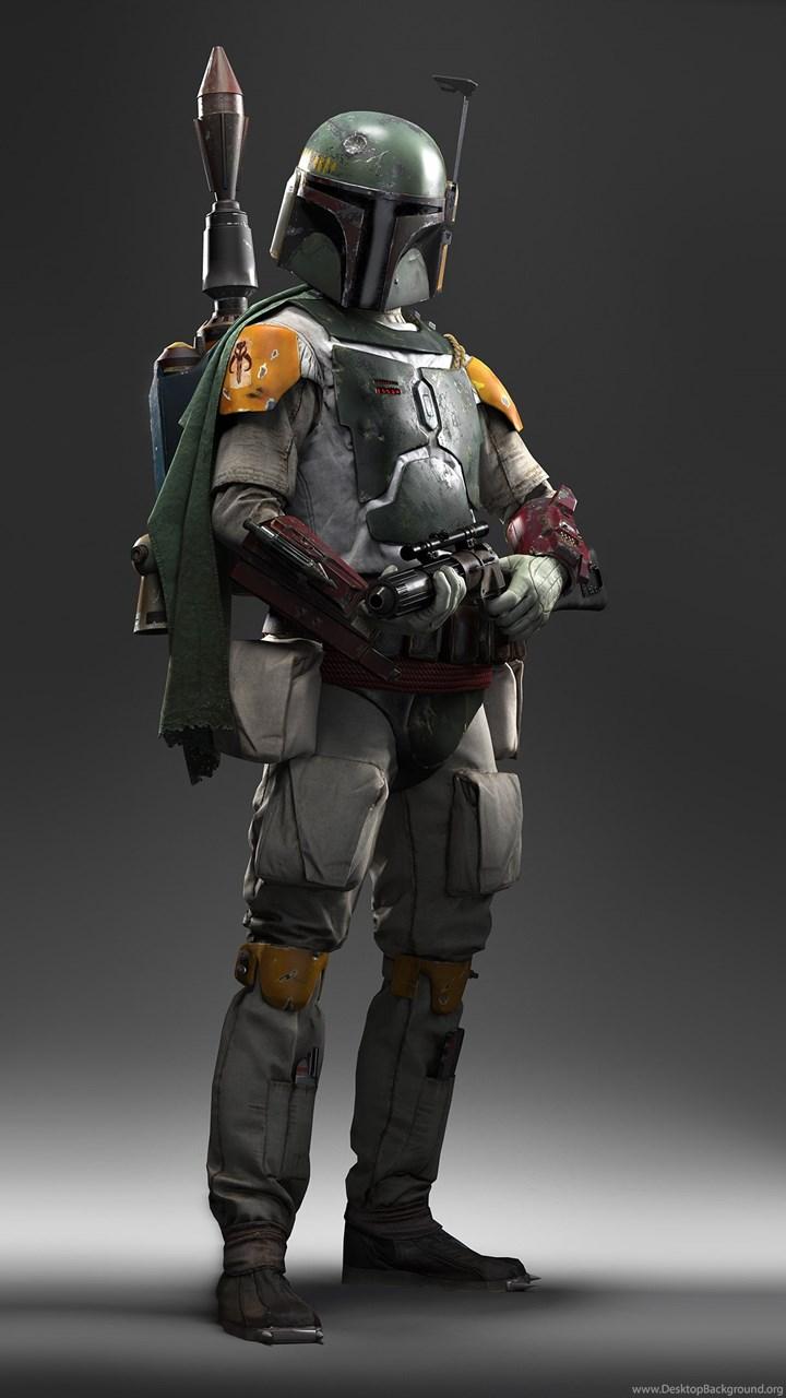 Star Wars Battlefront Boba Fett Wallpapers Desktop Background