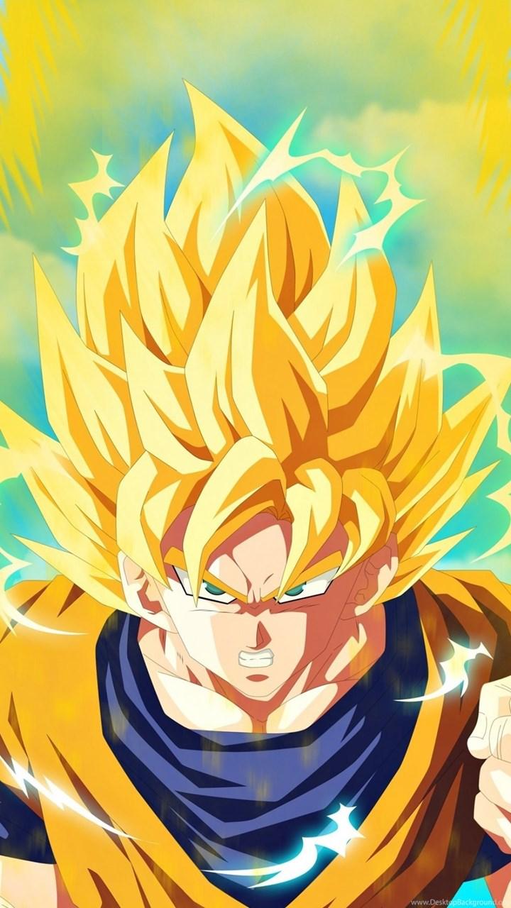 iPhone 6 Plus Anime/Dragon Ball Z Wallpapers ID: 591958 ...