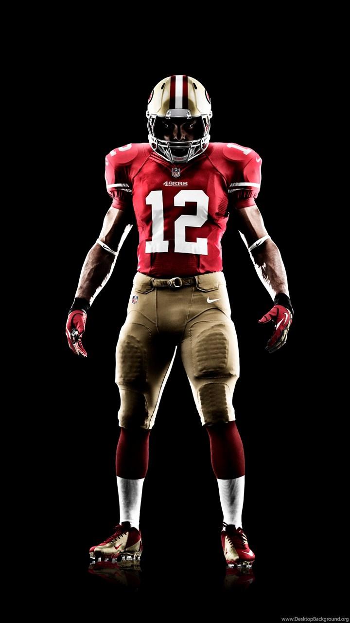 best service d6039 09429 Nike San Francisco 49ers Uniform Best Htc One Wallpapers ...