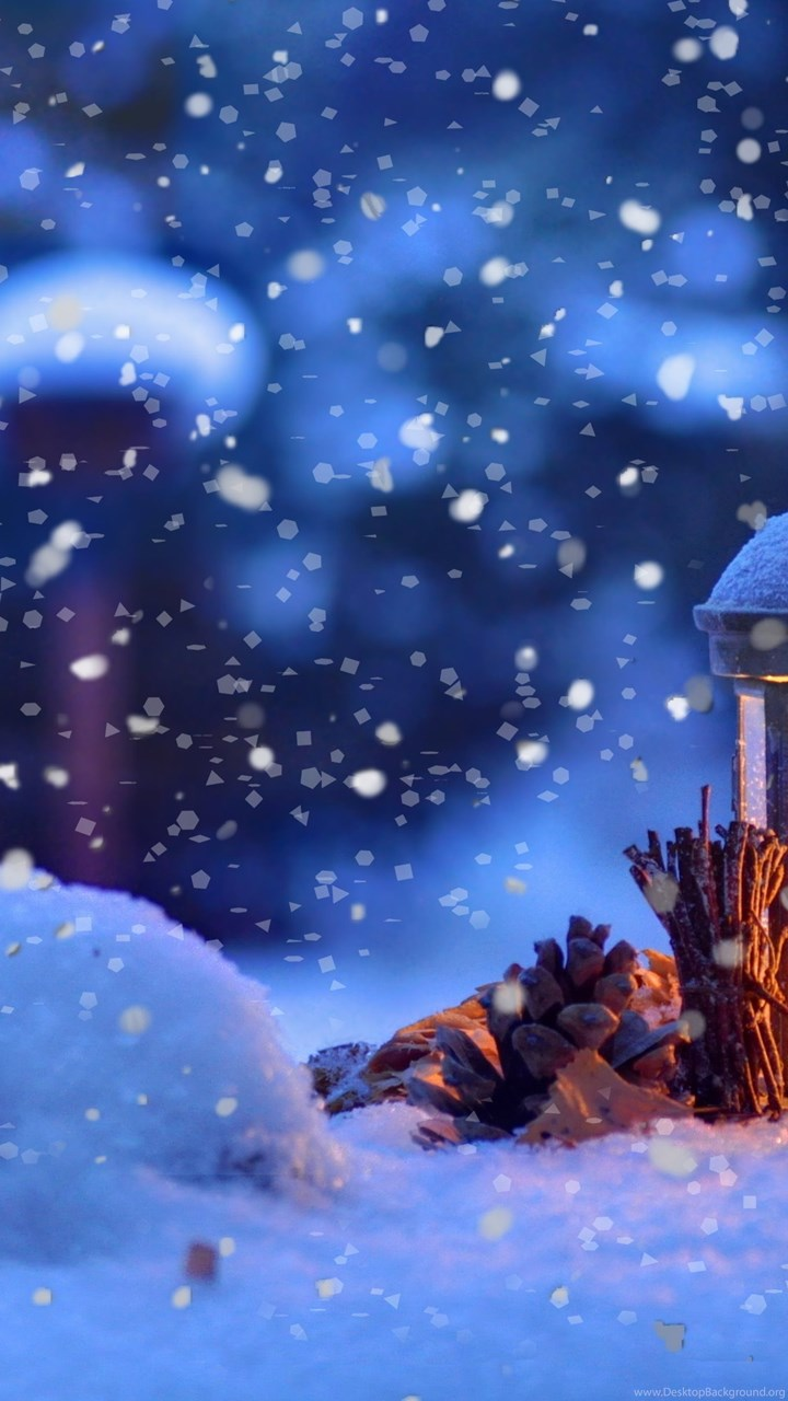 warm candle in a cold winter night hd wallpapers desktop background