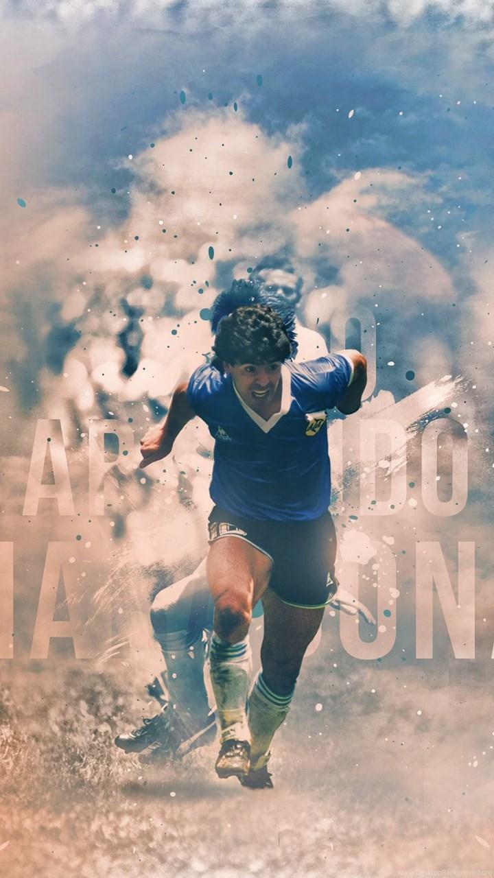 Diego Maradona Wallpapers Hd Mobile Iphone 6s Galaxy Iphones Desktop Background
