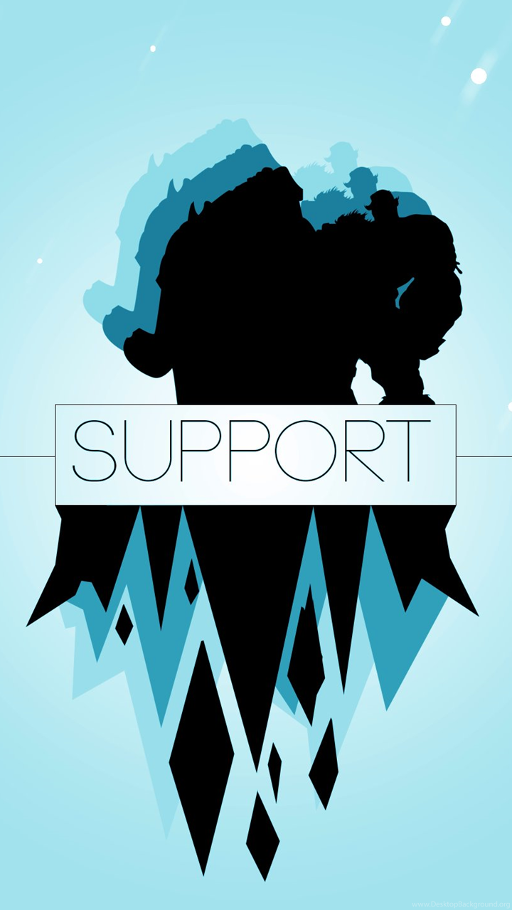 Wallpapers Support Braum League Of Legends By Aynoe On Deviantart