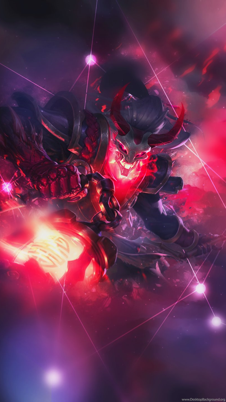 Support League Of Legends Thresh Wallpapers Hd Desktop And