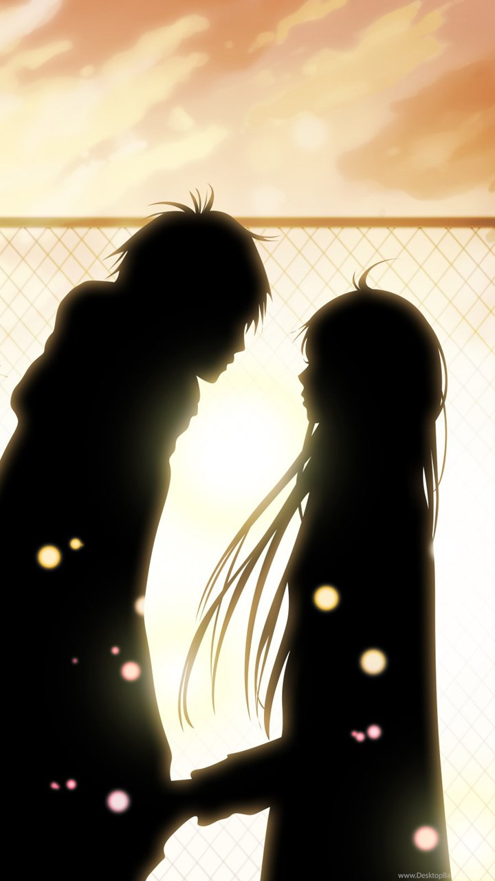 Romantic Anime Photos Wallpapers HD Desktop Background